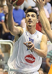 14. Nihad Dedovic (Bosnia and Herzegovina)